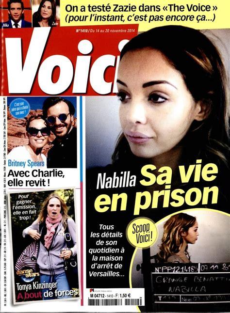 Le Magazine Voici Publie Les Photos De Nabilla Prises Lors