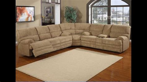 Sectional With Recliners by 3 Pc Denton Hazel Cordy Fabric Upholstered Sectional Sofa