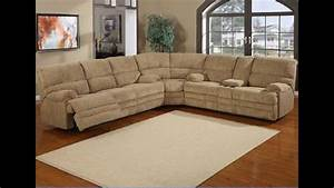 Sectional sofas with recliners and cup holders sectional for Small sectional sofa for apartment toronto