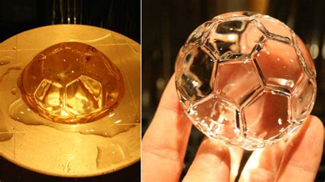 ice ball mold soccer ball football mm ice maker japan