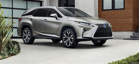 Lexus Truck by 2019 Lexus Rx Two Or Three Row Luxury Suv Lexus
