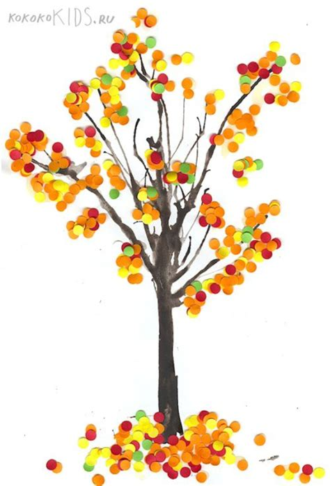 15 Autumn Paper Craft For Kids  Family Holidaynetguide