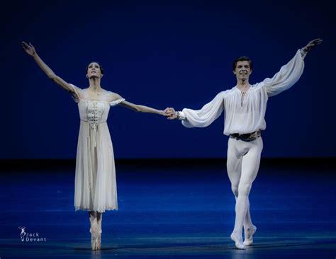 Anastasia Soboleva and Victor Lebedev in Romeo and Juliet ...