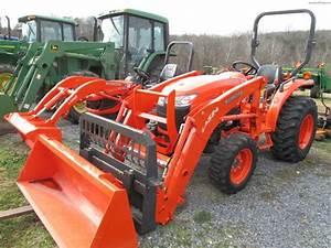2013 Kubota L3800 Tractors - Compact  1-40hp