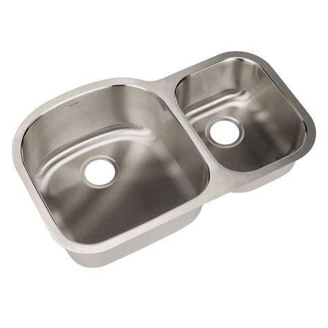 Houzer Sinks Home Depot by Houzer Eston Series Undermount Stainless Steel 32 In