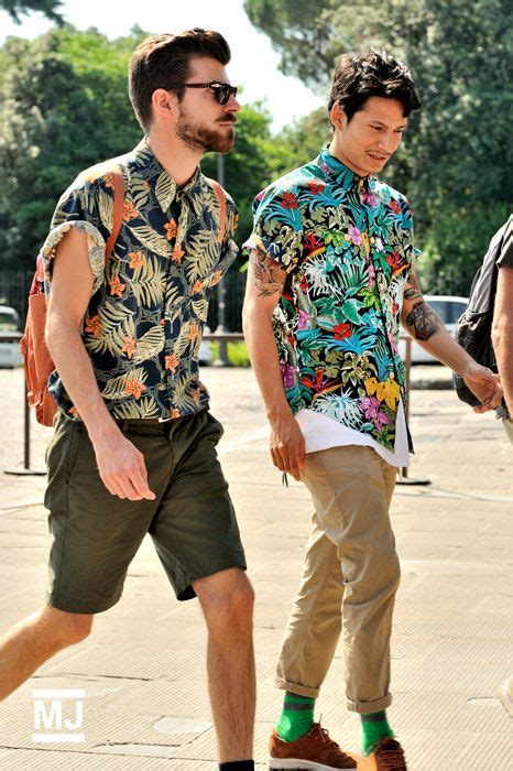222 best Menu0026#39;s Fashion Hawaiian images on Pinterest | Men ...