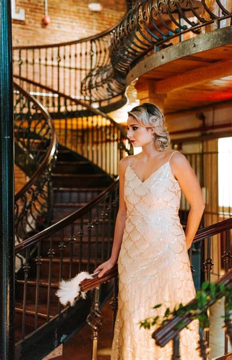 Great Gatsby Themed Wedding POPSUGAR Love &Photo 24