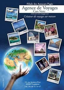 Agence De Voyage Maubeuge : calam o brochure cars verts voyages ~ Dailycaller-alerts.com Idées de Décoration