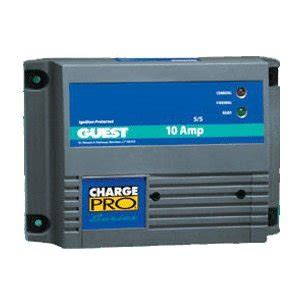 Marine Battery Charger 24 Volt by Fishlander 174 Gt Boating Gt Guest 2611a Charge Pro Series