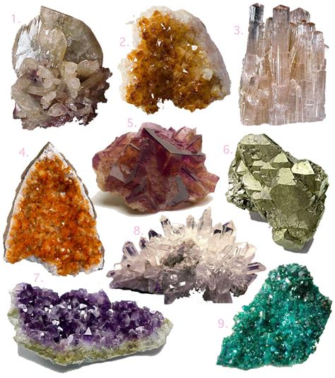 Difference Between A Rock And Mineral