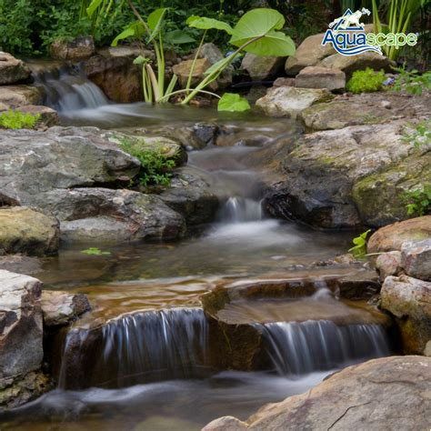 Waterfall Aquascape by Aquascape Waterfall Spillway For Ponds Pondless Water