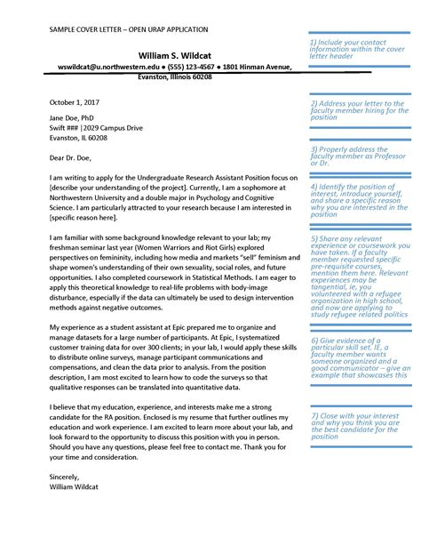 Cover Letter For Open Application by Resume Cover Letter For Any Open Position Free Hd