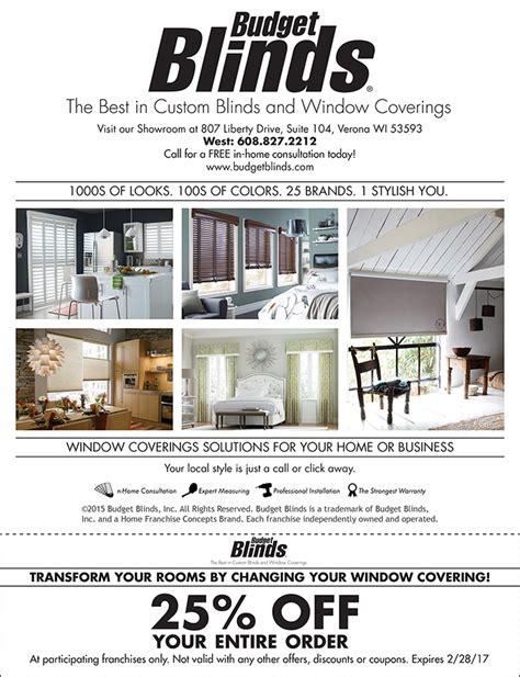 blinds promo code home improvement dollars and sense magazinedollars and