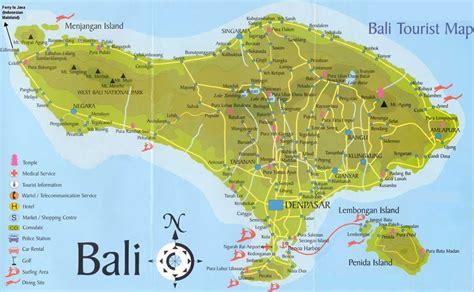 detail location map  mount agung bali  visitor bali