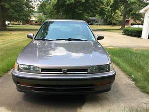 1993 Honda Accord Ex  5 Speed Manual For Sale