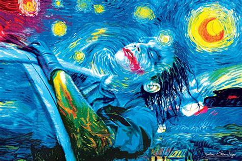 Abstract Joker Wallpaper by Joker Abstract Painting Joker Artwork Painting Hd