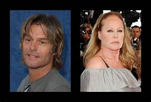 The gallery for --> Ursula Andress Harry Hamlin
