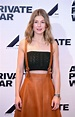ROSAMUND PIKE at A Private War Screening in London 02/04 ...