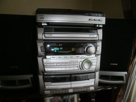 Aiwa Digital Audio System 4 In 1 Stereo For Sale In