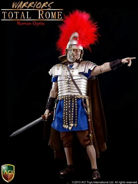 onesixthscalepictures aci toys total rome warriors roman