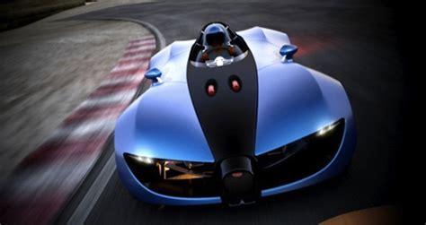 Type Zero Concept, Bugatti Busca Su Futuro