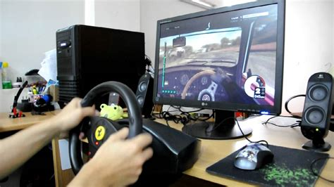 Dirt3 With Thrustmaster Gt Experience