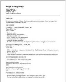 master resume exles engineering resume exles