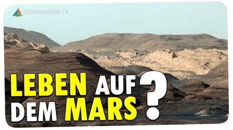 Leben Auf Dem Mars Exomagazin Youtube