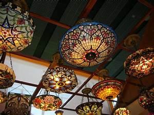 Top tiffany ceiling fan lights warisan lighting