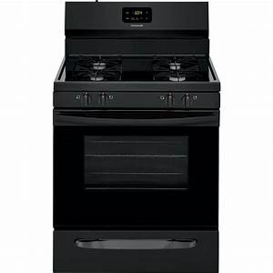 Frigidaire 30 In  5 0 Cu  Ft  Gas Range With Manual Clean
