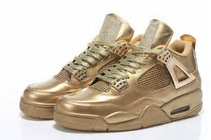 Air Jordan 4 Gold