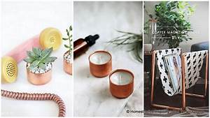 17, Gorgeous, Diy, Copper, Projects, That, Will, Add, Elegance, To