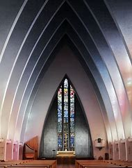 Modern Church Architecture Interior