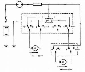 Rangkaian Kelistrikan Sistem Power Window Dan Cara Kerjanya