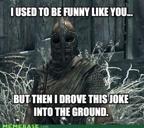 Skyrim Memes - the best skyrim memes