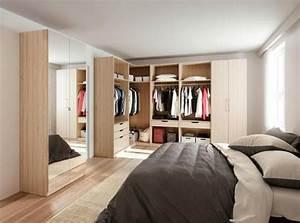 Dressing Lapeyre Espace : comment r aliser une penderie sur mesure c t maison ~ Melissatoandfro.com Idées de Décoration