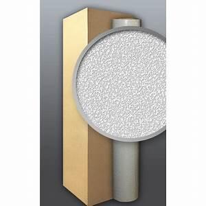 Papier Peint Blanc Relief : papier peint non tiss blanc peindre edem 304 60 relief de type papier ingraine 106 m2 ~ Melissatoandfro.com Idées de Décoration