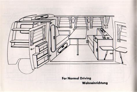 thesambacom  vw westfalia camper bus   booklet