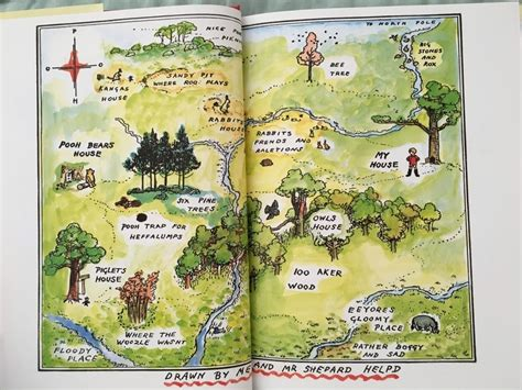 The Real Life Hundred Acre Wood