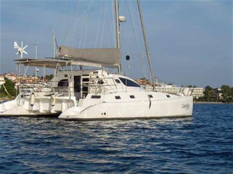 Island Spirit Catamaran For Sale by Fortuna Island Spirit 40ft Catamaran For Sale Quot Catbaloo Quot