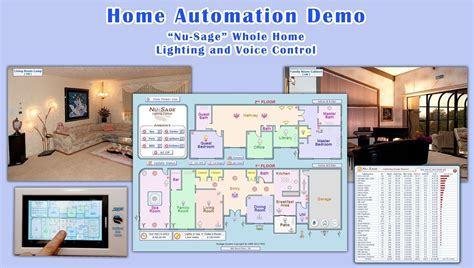home automation lighting  voice control demo youtube