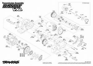 Traxxas Rustler 4x4 Parts Diagram Pdf