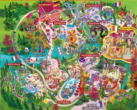 busch gardens williamsburg map williamsburg location map williamsburg parking map
