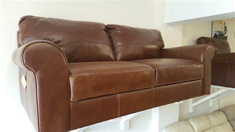 heart  house salisbury tan leather sofa  chair rrp