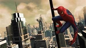 The Amazing SpiderMan HD desktop wallpaper : Widescreen ...