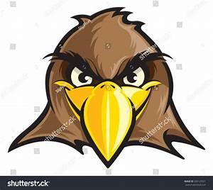 Hawk Stock Vector 209123521 - Shutterstock