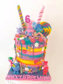 fairy cake topper trolls party inspiration and finds 39 s