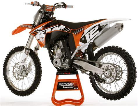 Motocross Action Magazine Mxa's 2012 Ktm 250sxf Motocross