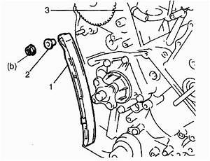 2001 Suzuki Grand Vitara Timing Chain Cover Removal