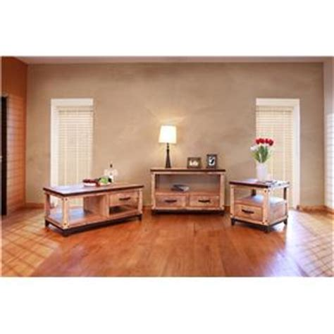 international furniture direct rustic style bed